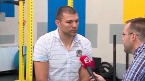 """Тервел: Джошуа мисли Кубрат за """"малка гара"""", очаквам изключителен мач (видео)"""