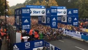 Кипчоге спечели маратона в Берлин, но без световен рекорд