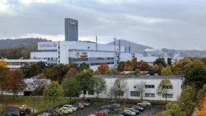 Opel отбелязва 25-годишнината на завода в Айзенах