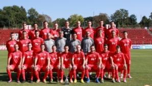 Юноши на ЦСКА-София обърнаха Славия и вече са еднолични лидери
