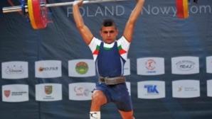 Ангел Русев спечели бронз на европейското