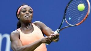 Шампионката и финалистката на US Open отпаднаха рано в Китай