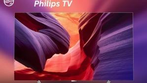 Завърши националната кампания за тестване на новите смарт телевизори Philips