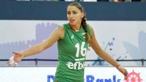 Ели Василева: Беше добър мач