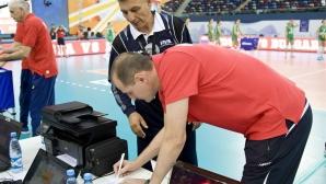 Ушаков: Не трябва да е изненада, че загубихме 2 гейма! България има много добър отбор