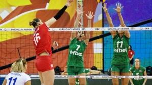 Ирина Воронкова: Очаквахме равностоен мач и такъв се получи