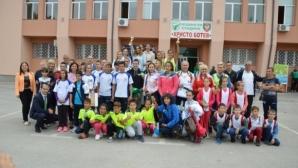 Ваня Колева откри Европейската седмица на спорта #BeActive във Враца