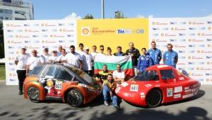 Два български отбора взеха участие в Shell Eco-marathon Challenger Event в Турция