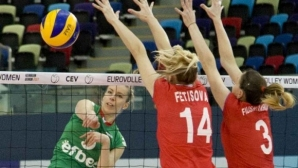 Добриана Рабаджиева: Показахме, че можем да играем срещу Германия