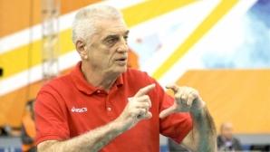 Иван Сеферинов: Отборът играе на приливи и отливи...