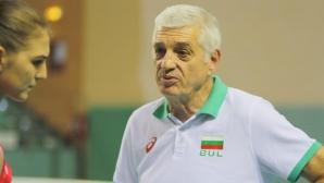 Иван Сеферинов: Представихме се достойно на Европейското