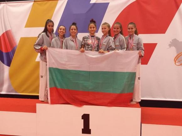13 златни медала за България от Open Worlds 2017