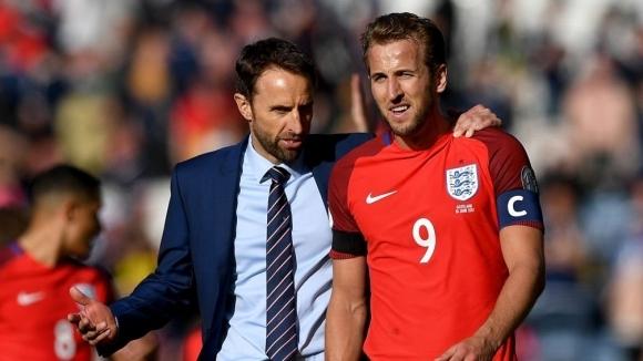 Хари Кейн ще е капитан на Англия