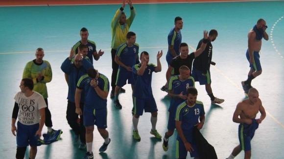 НСА триумфира в Бургас след драматичен мач срещу Фрегата