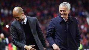Гуардиола: Манчестър Юнайтед вече е отбор на Жозе Моуриньо