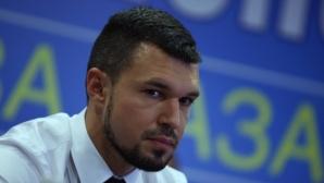 Валери Божинов напусна Лозана, нападателят се раздели с 13-и клуб
