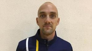 Известен треньор на деца  се върна в Левски София