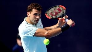 Четвъртфиналът в Пекин между Григор и Баутиста Агут пряко по Mtel Sport 1