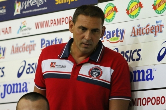 Петър Дочев: Обещавам красив волейбол!