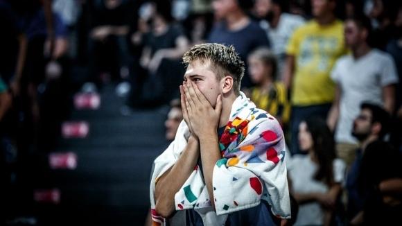 Дончич не се зарича за НБА