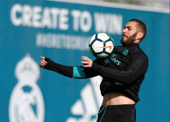 Офанзивната мощ на Реал М се увеличи преди мача с Хетафе
