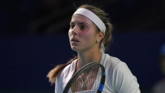 Томова се размина с пета победа в Австрия