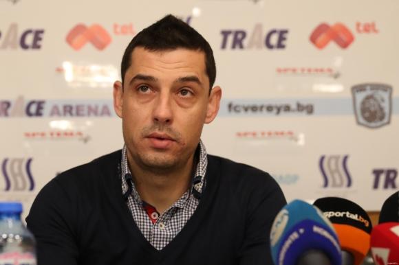 Сашо Томаш: Един мач се печели преди мача, по време на мача и след мача