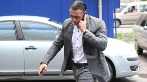 Иво Тонев се завърна във футбола