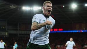 Полуфиналистът на Евро 2016 не стигна и до бараж (видео)