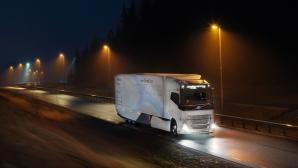Volvo разкри бъдещето на камионите