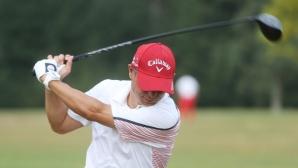 Краси Балъков игра голф в помощ на болни деца