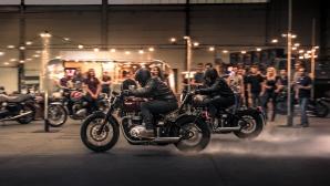 Легендарните британски мотоциклети Triumph дебютират на Автосалон София 2017