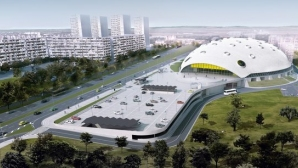 """Откриват """"Арена Бургас"""" през 2019-а"""