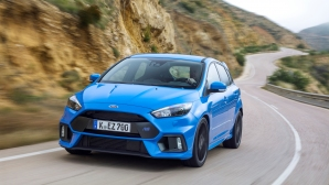 Ford Focus RS идва за автомобилен салон София 2017