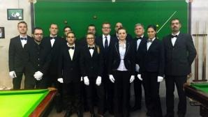 Станете новия топ снукър съдия в България