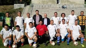 Започна първенството за ветерани в зона Варна