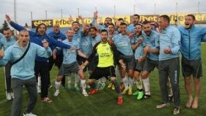 Драма в Белия град, Черноморец удари Несебър с гол в последната минута