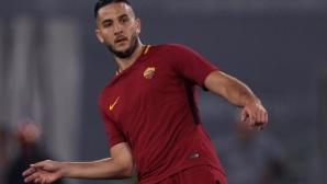 Рома губи важен защитник за гостуването на Челси