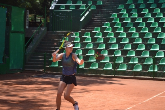 Нови две победи за Гергана Топалова в Аржентина