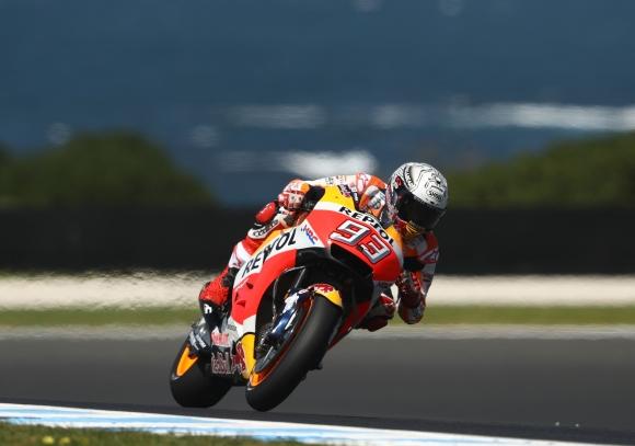 Маркес над всички в първата тренировка от MotoGP в Австралия