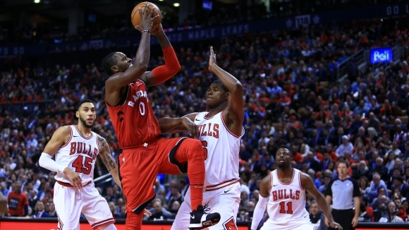 Торонто без проблеми срещу Чикаго