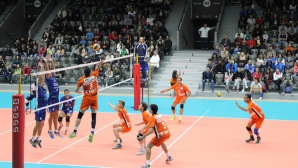 Дунав (Русе) надделя над Черноморец (Бяла) в първия си официален мач от Шампионата на Висшата лига