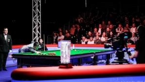 Евроспорт излъчва пряко Откритото първенство на Англия по снукър