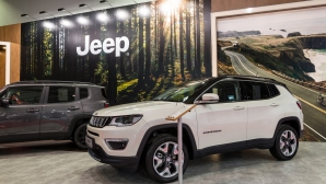 Compass и останалите от семейство Jeep на Автомобилен Салон София 2017