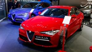 Вълнуващи премиери от Италия и Япония на Автосалон София 2017