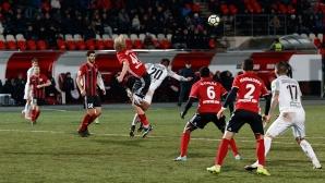 Амкар не пусна гол в шести пореден мач (видео)