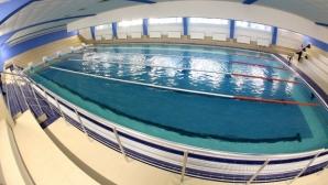 """Ремонтираните зали и плувен басейн на спортен комплекс """"Академика 4 км"""" отвориха врати"""