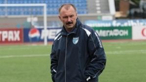 Беларус остави начело на националния си отбор треньора Игор Криушенко
