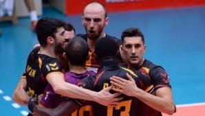 Еър Теди избухна с 15 точки за втората победа на Галатасарай в Турция