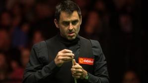 С кецове и контузия Рони спечели първия си мач в English Open